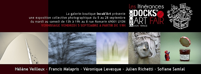 Docks Art Fair Lyon 2014 (Flyer)