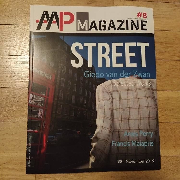 AAP magazine couverture