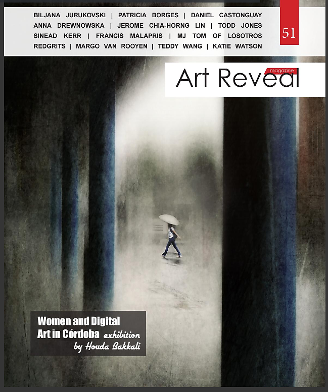 Publication dans ART REVEAL 2020